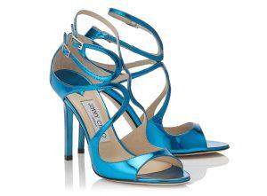 Sandalias Jimmy Choo azules