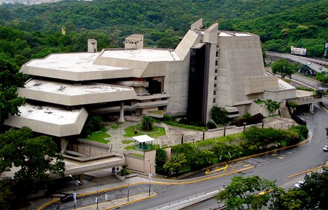 5 obras arquitect nicas emblem ticas de caracas for Obras arquitectonicas