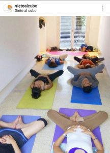 Yoga Siete al cubo