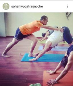 Sohan Yoga