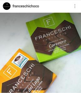 Cacao venezolano - Chocolate Franceschi