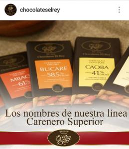 Cacao Venezolano - Chocolates El Rey
