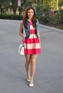chaleco-jean-vestido