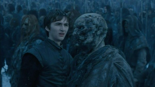 Bran Night's King GOT