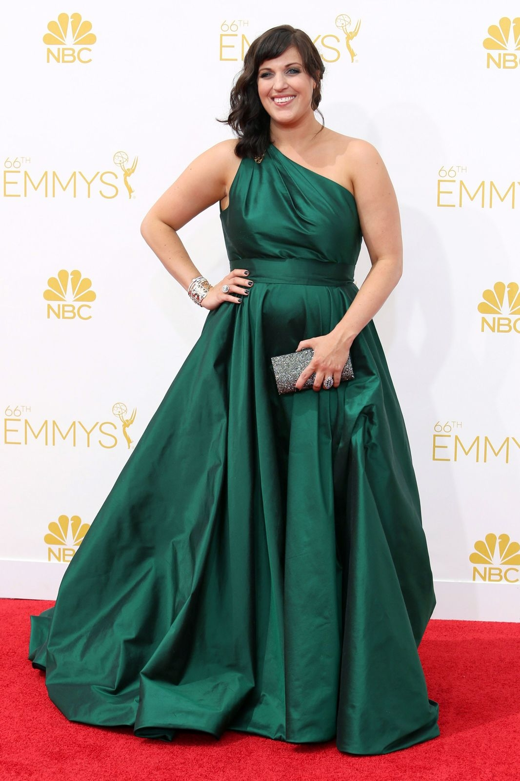 2a06c73edb0b0 Best Emmy Plus Size Looks Red Carpet Fashion for sizing 1066 X 1600 ...