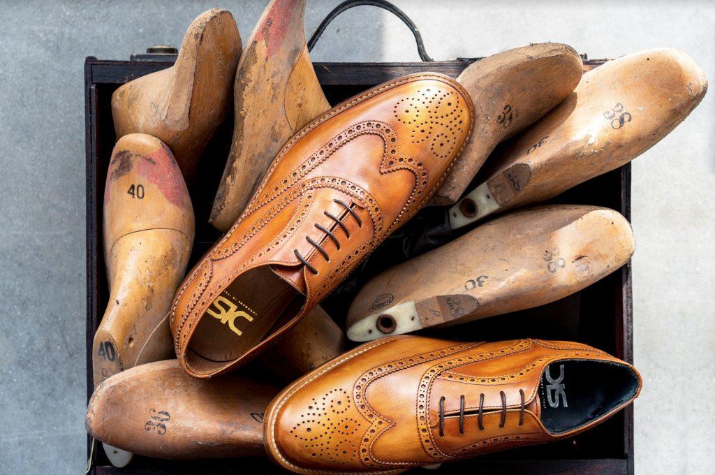 calzado hecho en Italia