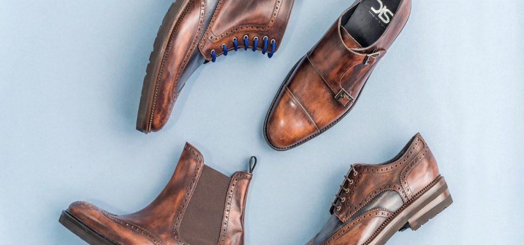 zapatos italianos de diseño