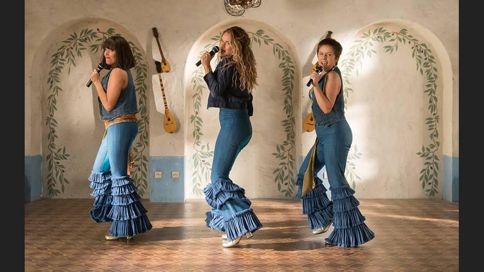 Mamma Mia: Vamos otra vez
