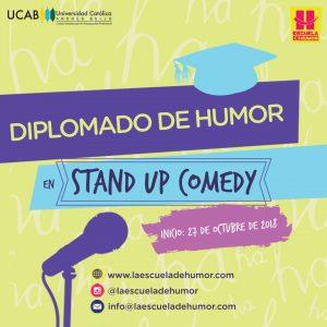 Diplomado de Humor en Stand Up Comedy