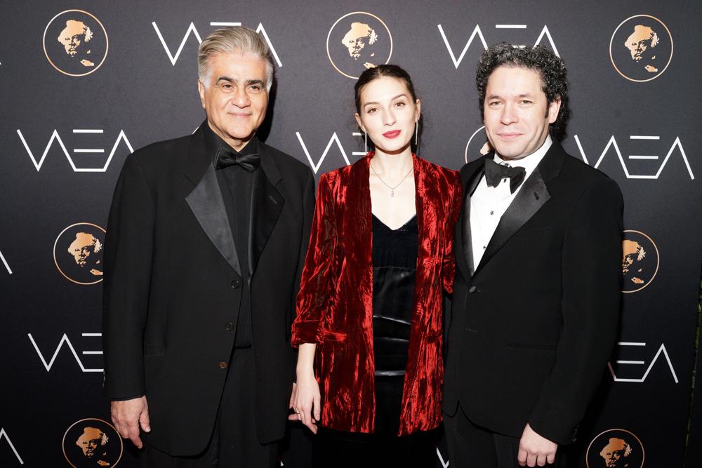 Ali Cordero Casal, Maria Dudamel, Gustavo Dudamel