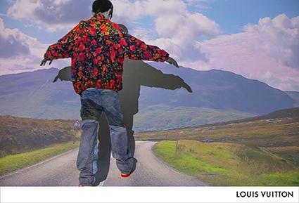 ad1d49bf25 Virgil Abloh muestra su primera campaña para Louis Vuitton ...