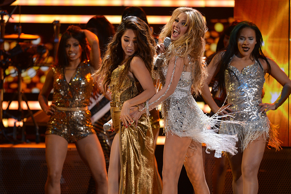 Thalía & Becky G