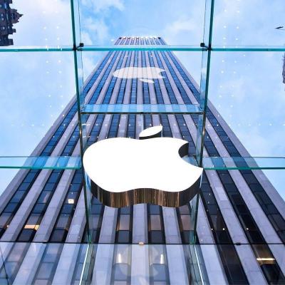Apple en la gran pantalla
