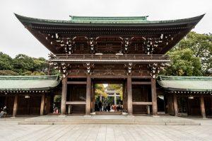 Santuario Meiji de Tokio