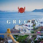 Pasaporte y servilleta: Grecia milenaria
