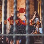 Pasaporte y servilleta Sevilla
