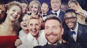 Selfies famosas