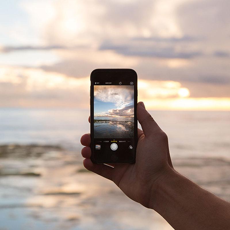 Smartphones para amantes de la fotografía