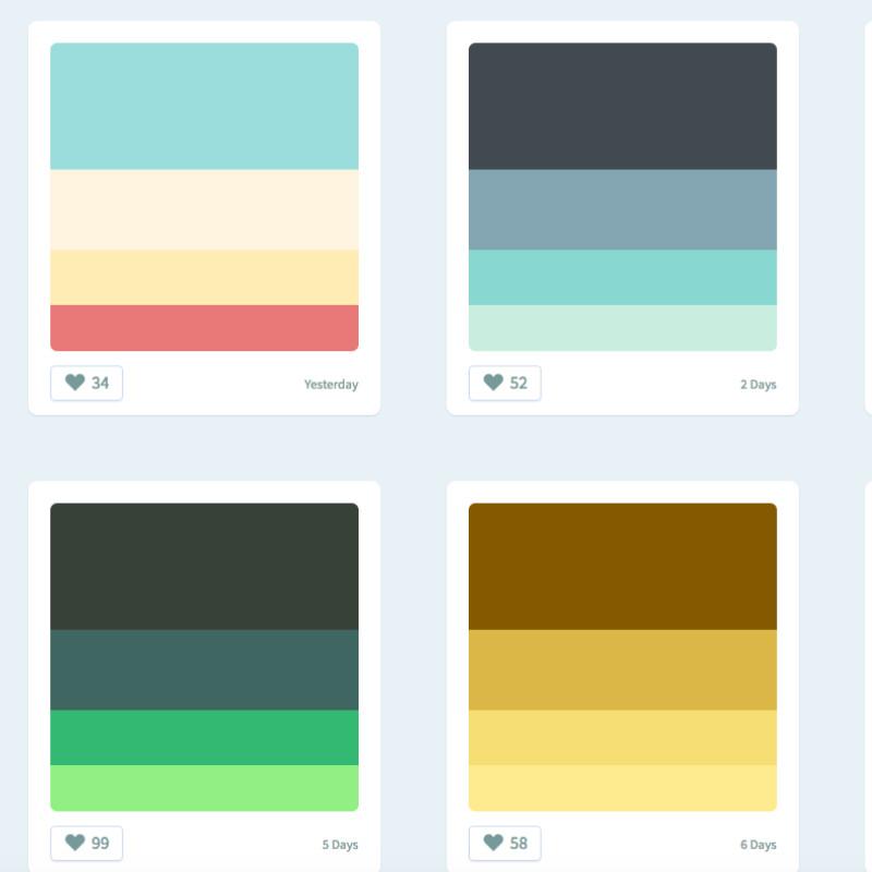 Un color vale más que mil palabras