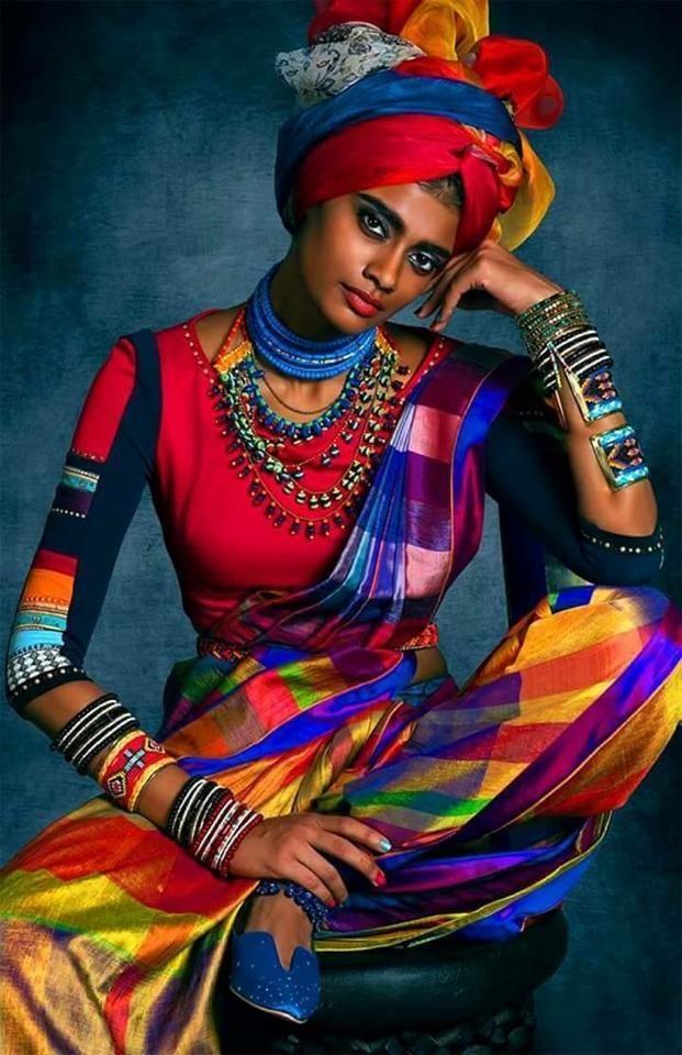 áfrica tribal