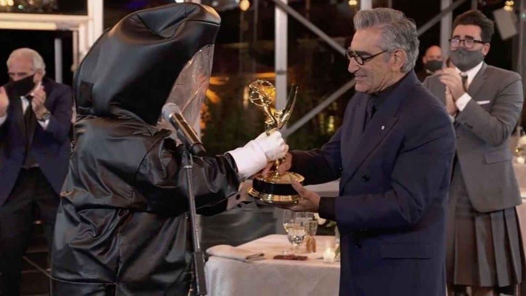 Mejores momentos de los Emmy 2020