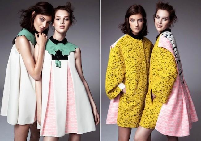 La influencia K se involucra en la moda mundial