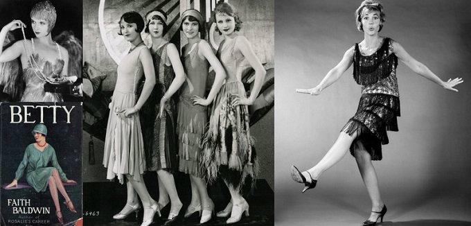Viajando por la moda: Llegamos a los 20's