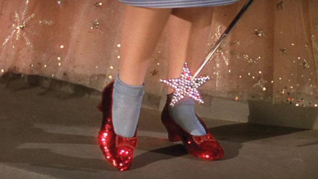Los zapatos y sus icónicos momentos en el cine