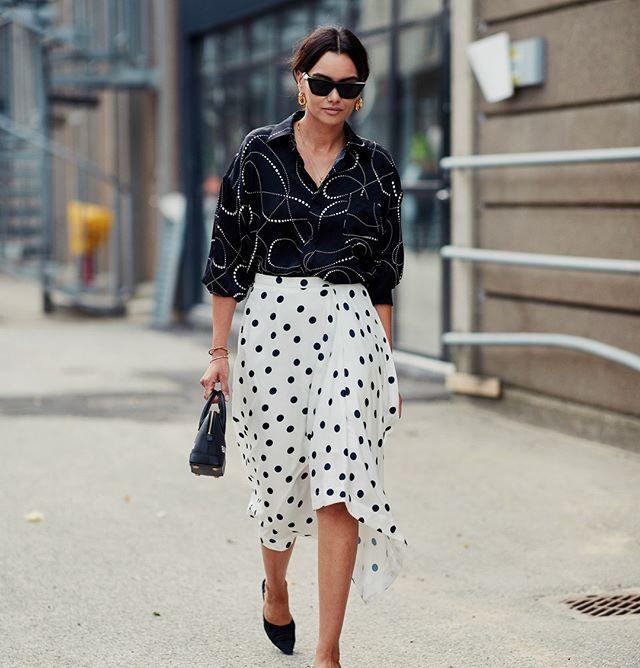 Closet inteligente: Black and White