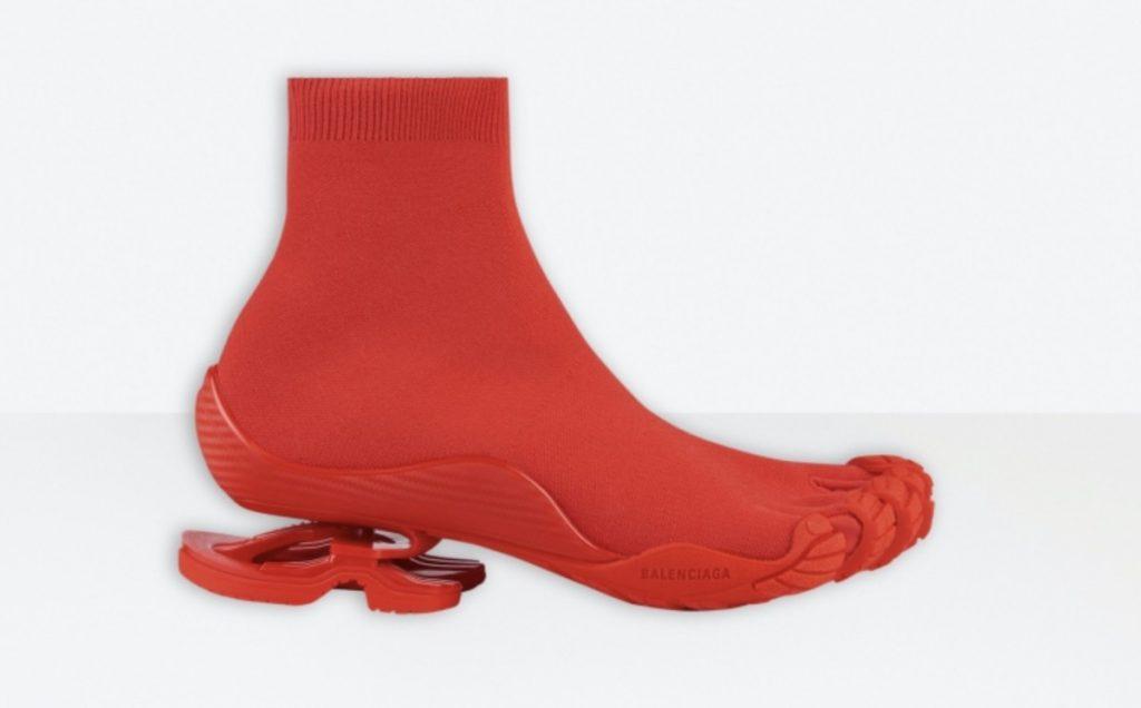 Abran paso que llegan las tendencia ugly shoes del 2021