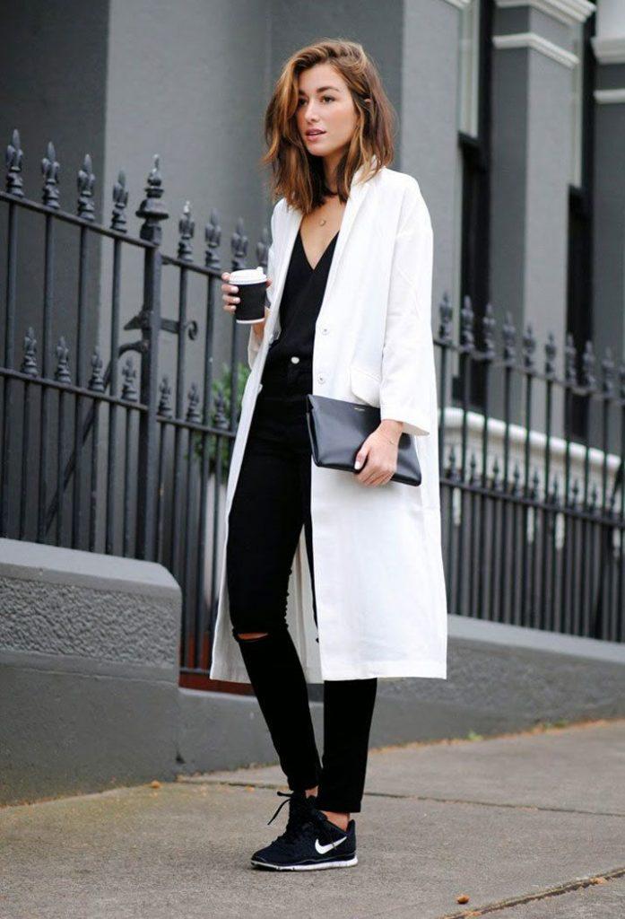 Combina tus sneakears de manera sencilla y elegante