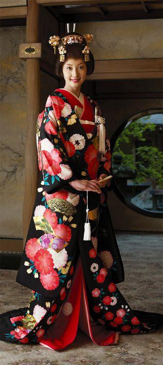 Un kimono, varios estilos ¿Conoces sus  estatus ?
