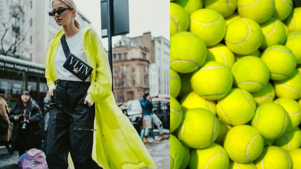 Tendencias de  primavera que se inspiran en el tenis