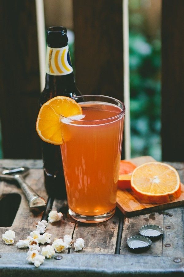 Deliciosos cócteles a base de cerveza ¿los probaste?